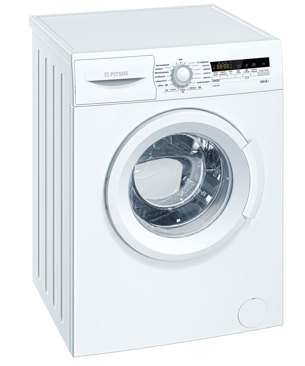 Pitsos WXP1200C6 Πλυντήριο Ρούχων cb146ac794e