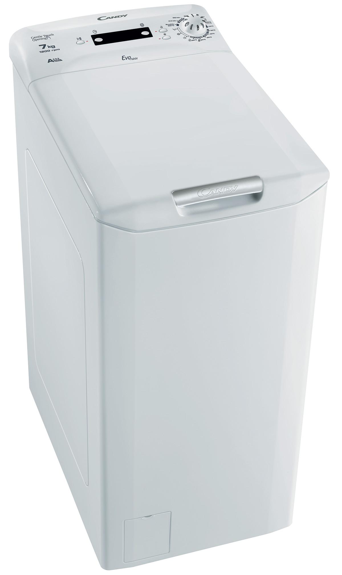 Candy EVOGTH12072D3-S - Πλυντήριο Ρούχων Άνω Φόρτωσης - Δωρεάν ... b5c35149506