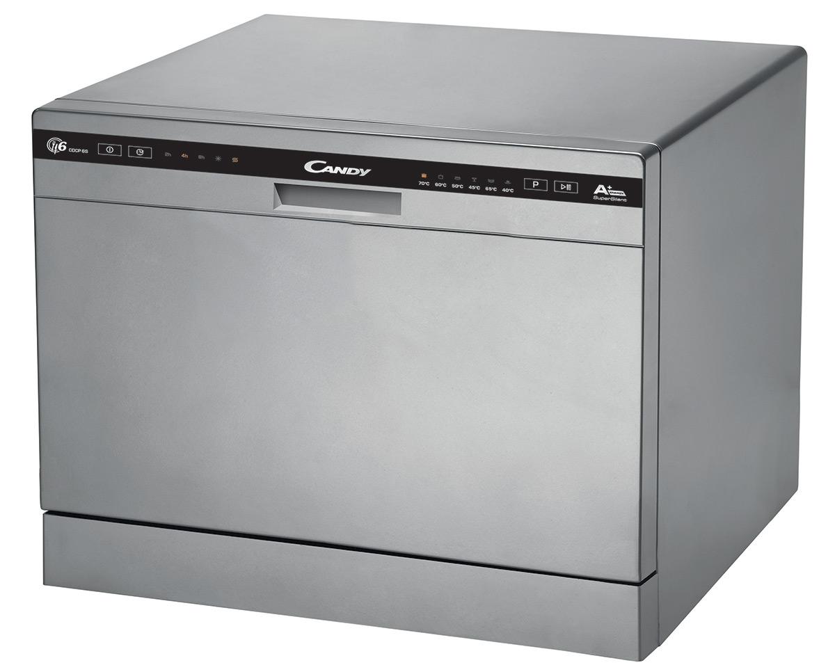 Candy CDCP6 E-S Πλυντήριο Πιάτων Μικρό-Πάγκου 361e3540327