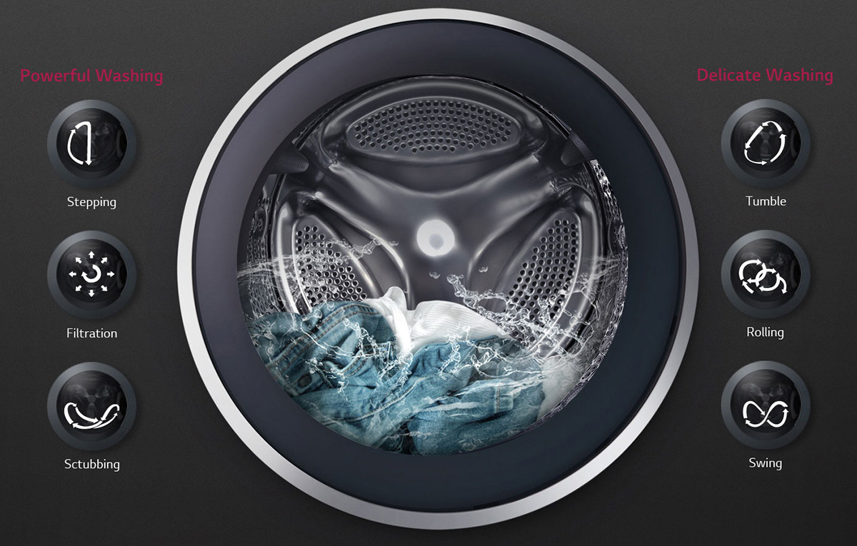 LG F4J8JS2W - Πλυντήριο Ρούχων - Δωρεάν Παράδοση - Kotsovolos.gr 5fa8fe6ce58