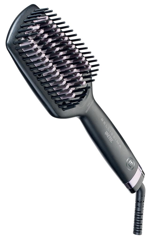 H Bellissima Magic Straight Brush PB5 100 είναι η ηλεκτρική θερμαινόμενη  βούρτσα που κάνει τα μαλλιά σου λεία και λαμπερά. Η μεγάλων διαστάσεων  επιφάνεια ... 1f0e58c7082